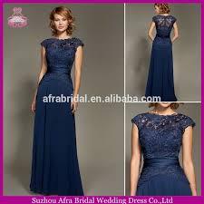 wedding dress kebaya sd1418 chiffon lace top royal blue model kebaya bridemaids