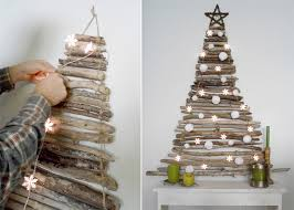 decorations creative diy handmade wall hanging driftwood christmas