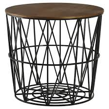 storage accent table house decorations