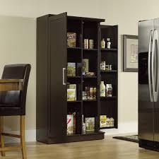sauder homeplus four shelf storage cabinet sauder homeplus swing out storage cabinet hayneedle