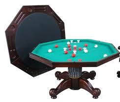 superior octagon poker table 5 54quot octagon 3 in 1 game