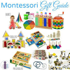 montessori gift guide best toys for babies toddlers and