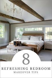 How To Bedroom Makeover - 8 refreshing bedroom makeover tips how to simplify