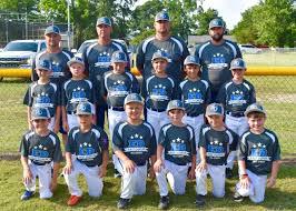 north carolina dixie youth baseball