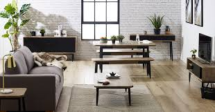 modern timber coffee tables alba modern timber furniture range with black matte cupboards
