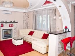 red living room furniture 60 red room design ideas all rooms photo gallery