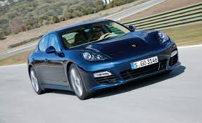porsche panamera blue 2013 porsche panamera gts instrumented test u2013 review u2013 car and driver