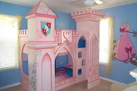 Castle Bedroom Furniture by Good Bunk Bed For Little Princess Castle Bunk Bed With Stairs And
