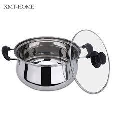 home pans xmt home soup pots saucepan pans kitchen cooking induction gas