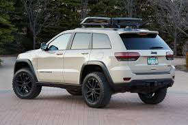 monster jeep grand cherokee 2015 jeep grand cherokee trail warrior concept photos jeep