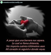 Imagenes Con Versos De Amor A Distancia   versos de amor a distancia romántico versista