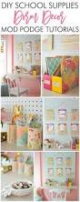 Orange Desk Accessories by Best 25 Desk Supplies Ideas On Pinterest College Desk
