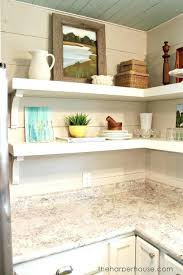 kitchen cabinets shelves ideas kitchen cabinets shelves thelodge