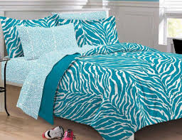 Zebra Nursery Bedding Sets by Bedding Set Refreshing Black And White Bedding With Teal Accents