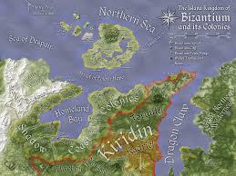 Fantasy Map Wayne County Public Library U2013 Palladium Fantasy Map