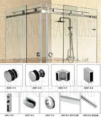 Sliding Glass Shower Door Handles by Sliding Shower Door Hardware Elegant Sliding Barn Door Hardware On