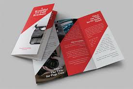 letter size brochure template foldable phlet roundrobin co