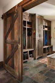 Sliding Barn Doors A Practical Solution For Large Or by Favorite Things Friday Rustic Wood Doors And Industrial