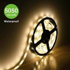 warm led christmas lights 12v warm white led strip 16 4ft 5m spool led christmas lights le