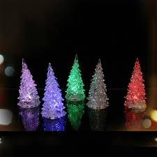 new colorful tree novelty light led small