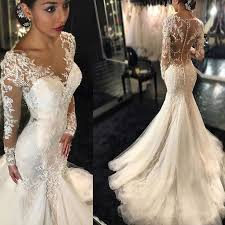 weddings dresses best 25 sleeve mermaid dress ideas on lace