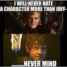 King Joffrey Meme - 27 memes only game of thrones fans will get memes fans and gaming