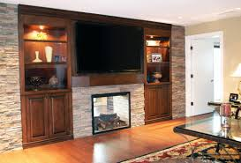 wall units amazing entertainment center with built in fireplace