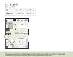 solis apartments floorplans waverly 1 bedroom apartment floor