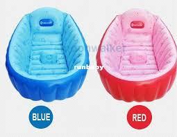 Inflatable Baby Bathtub India 2017 Inhand Summer Portable Baby Kid Toddler Inflatable Bathtub