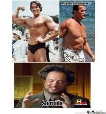 Arnold Meme - what happened to arnold by judas staley meme center