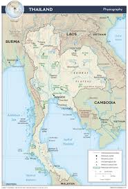 Blank World Physical Map Pdf by Thailand Map Blank Political Thailand Map With Cities