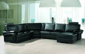 Modern Sectional Leather Sofas 12 And Cozy Sectional Leather Sofas Randy Gregory Design