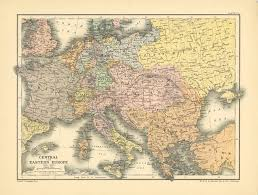 Map Of The New World by Map Page Of Section Xiii Europe 1814 1863 From Part Xx Of U2026 Flickr
