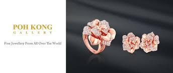 harga cincin jewelry home poh kong