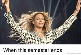 End Of Semester Memes - 50 funny beyonce memes