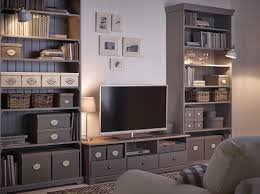 wall units astonishing bookcase with tv storage appealing