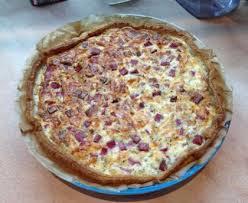 boursin cuisine recette tarte express au boursin recette de tarte express au boursin