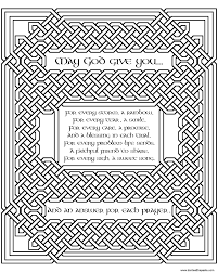 don u0027t eat the paste irish blessing coloring page