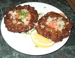 Chapli Kabab By Chef Saadat Siddiqi