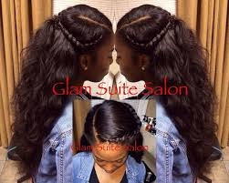 cute sew in hairstyles for black people brazilian hair from 29 bundle www sinavirginhai indian