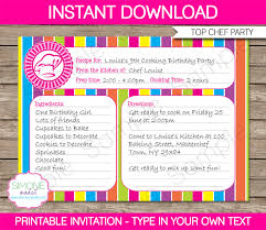 template exquisite baseball birthday party invitation template