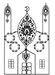 mosque islamic kids coloring pages jpg 1024 768 islamic