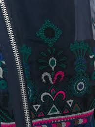cheap biker jackets nike x sacai online sacai tribal lace embroidered biker jacket
