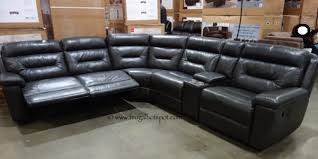 pulaski leather reclining sofa sectional sofas costco leather sectional sofa sectional sofa