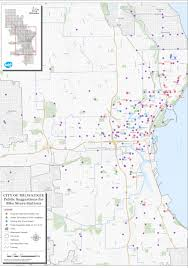 Uw Milwaukee Map Eyes On Milwaukee Bublr Bikes Touts Big Expansion Plan Urban