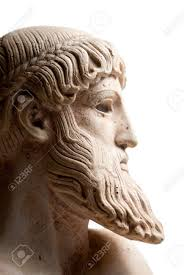 ancient greek god poseidon god of the sea horses and