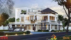 3500 square feet square feet double floor contemporary home design