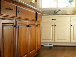 Charming Ideas Paint Or Stain Kitchen Cabinets Peaceful Design - Stain for kitchen cabinets