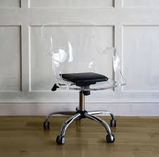 Acrylic Desk Chair  fathomresearchinfo