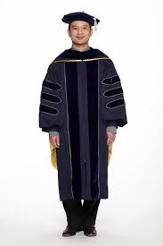 buy cap and gown of california phd gown cap regalia set